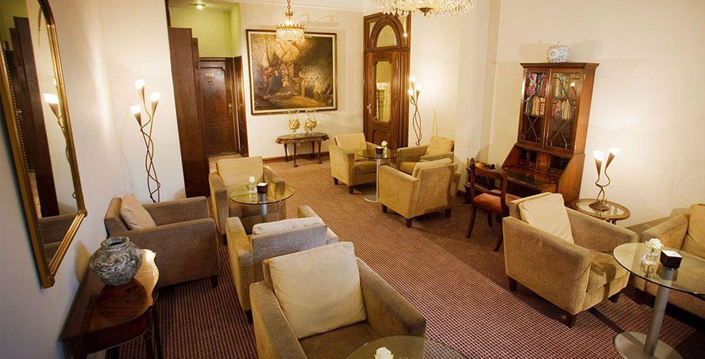 Un boutique hôtel de charme intégré dans un hôtel particulier authentique