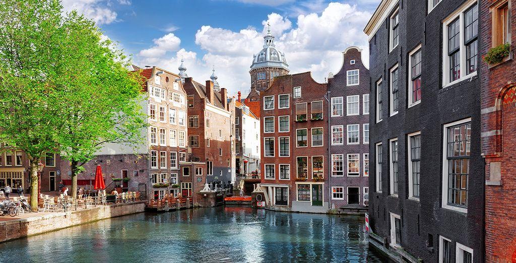 Amsterdam va vous séduire...