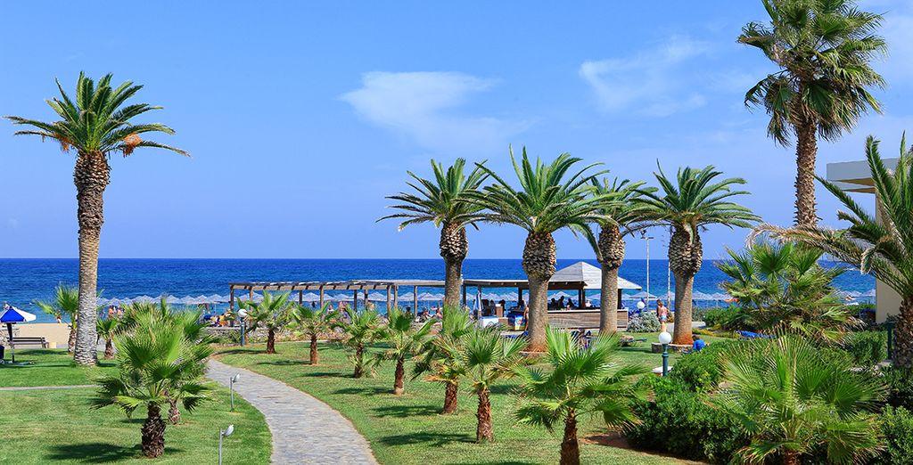 Bienvenue en Crète !