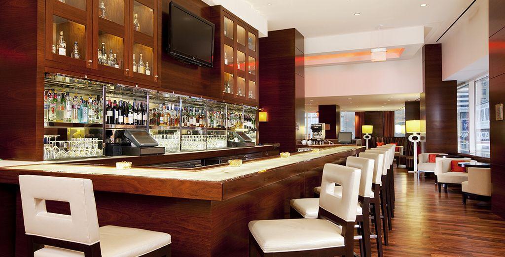 ... ou le Broadway 49 Bar