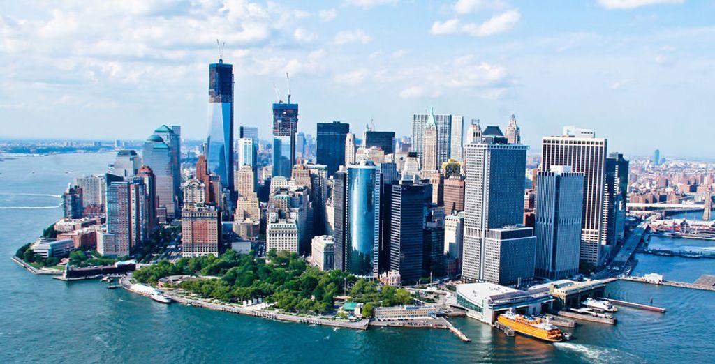 Bon séjour à NYC !