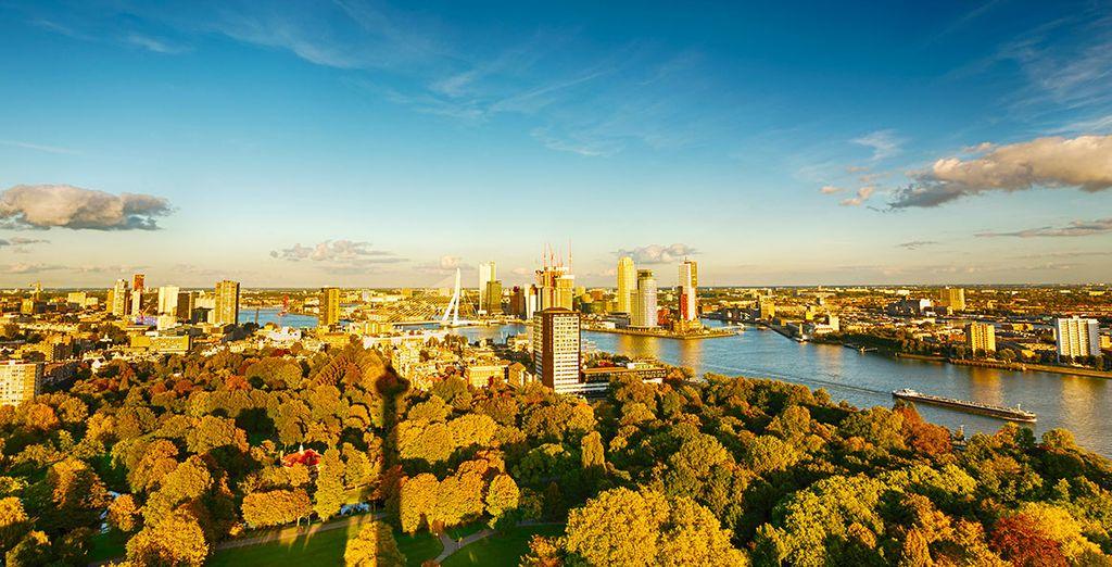 Découvrez Rotterdam avec Voyage Privé