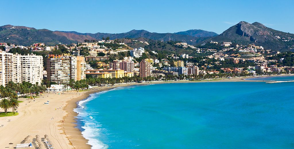 Prêt à vous envoler avec nous pour le pays Andalous ?