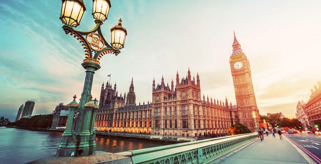 Prêt pour votre virée à Londres ?