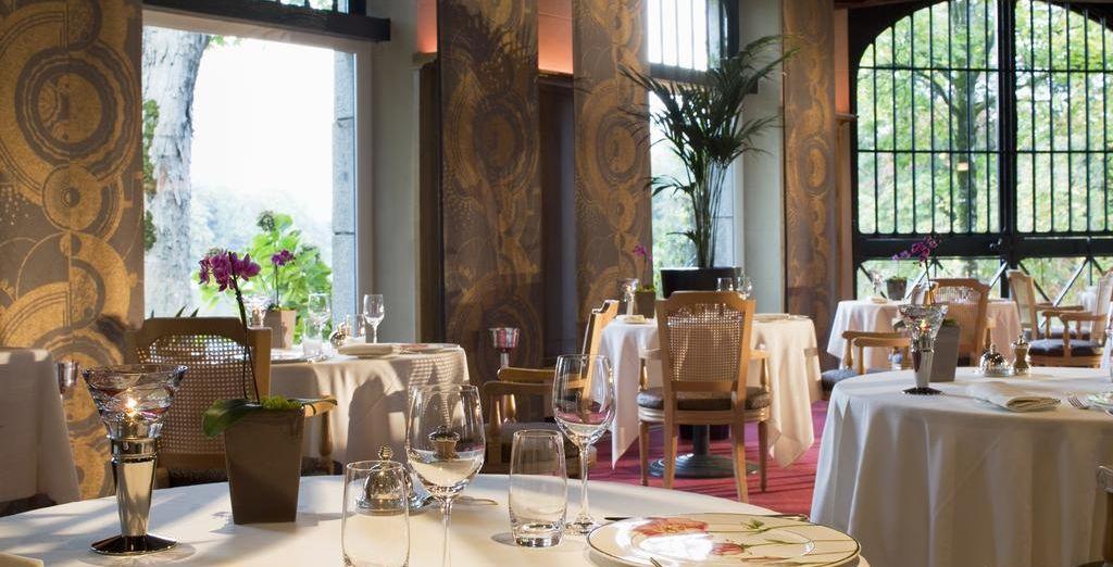 Découvrez le restaurant gastronomique Le Montaigu, un régal pour les papilles