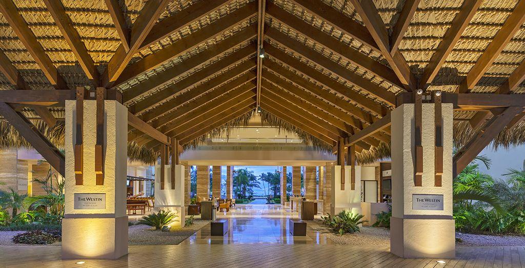 Le Westin Punta Cana vous accueille dans une ambiance exclusive