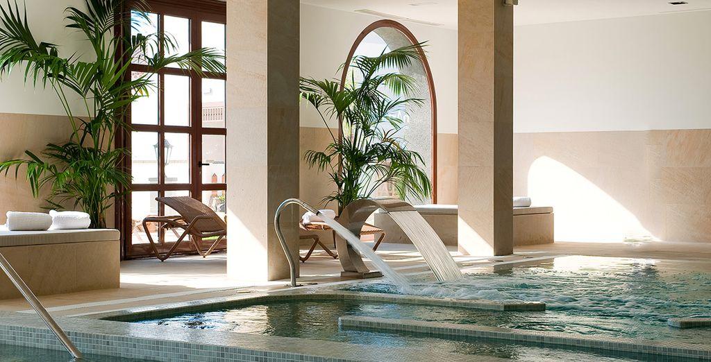 ou profitez simplement de la piscine intérieure