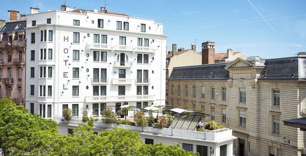 College Hotel Lyon