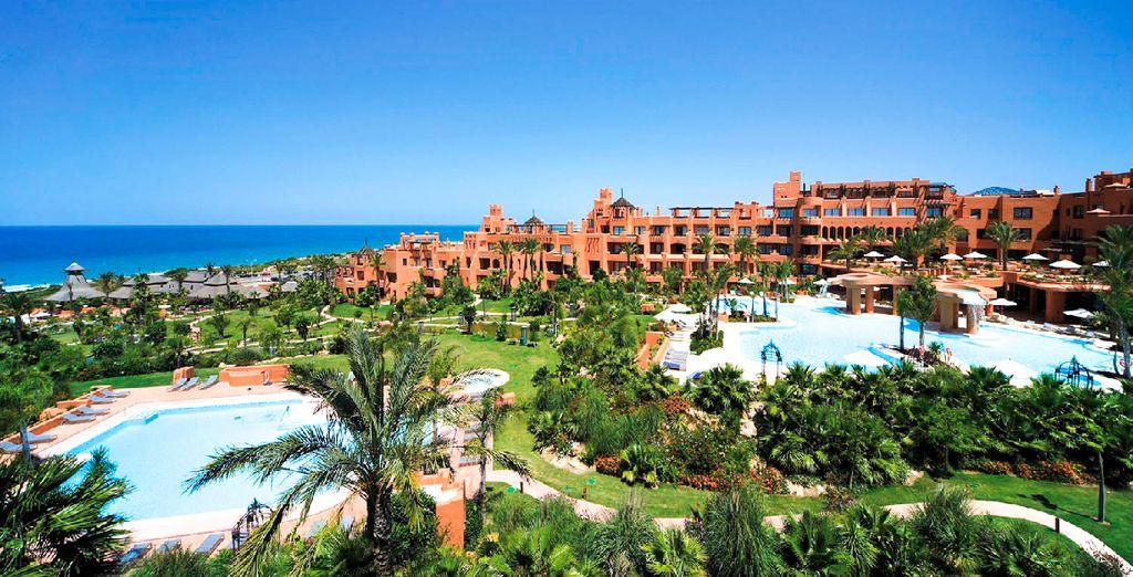 Voyage Espagne Hotel