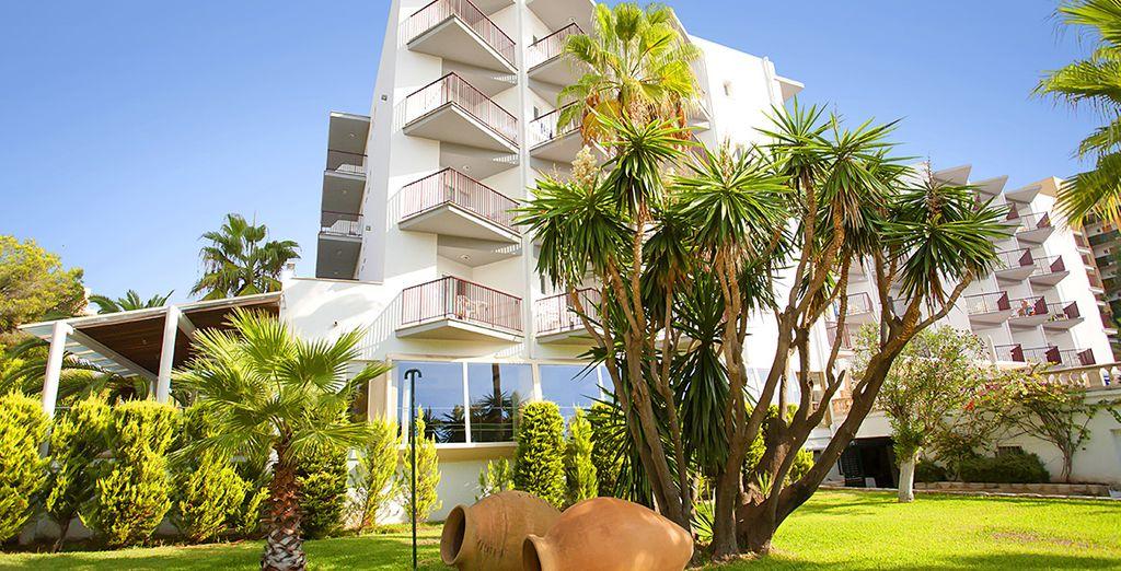 Hôtel Fergus Bermudas 4* à Minorque avec Voyage Privé