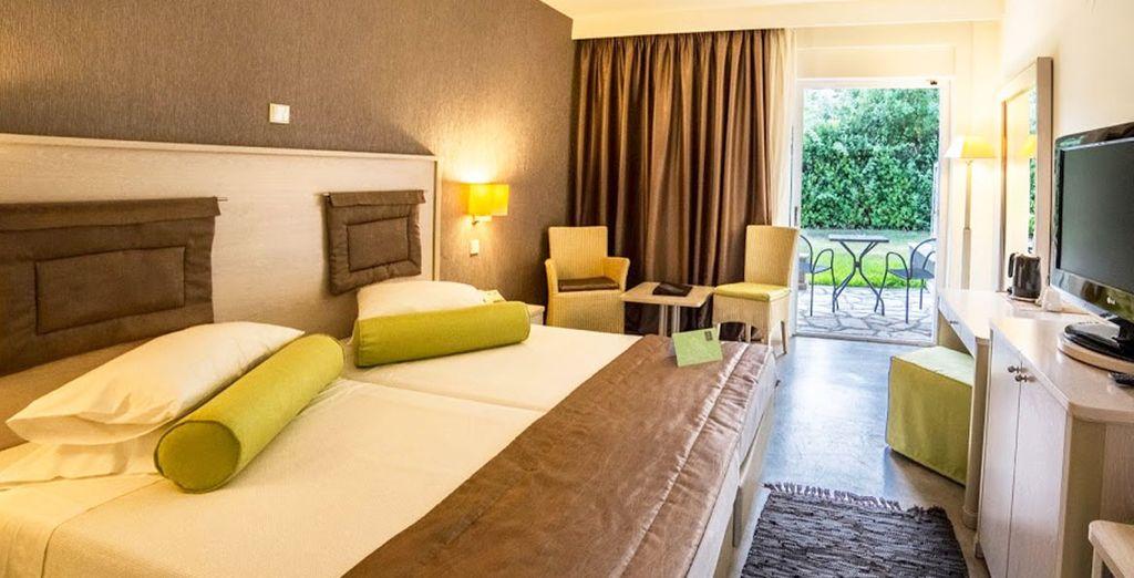 Hôtel en Grèce, sélectionné par Voyage Privé