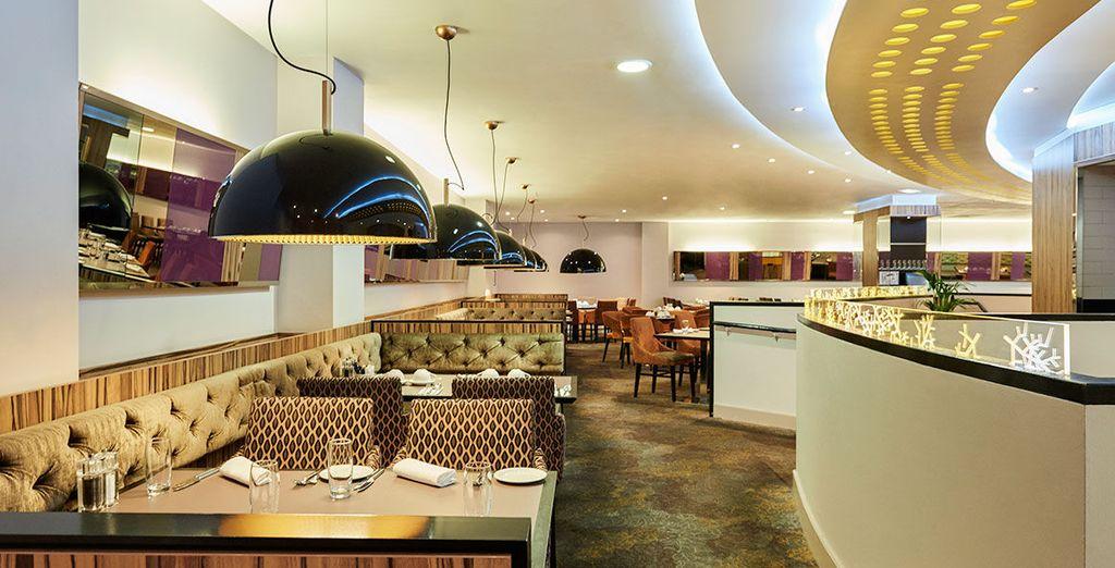 Hôtel Novotel London West 4* lors de vacances pas chères avec Voyage Privé
