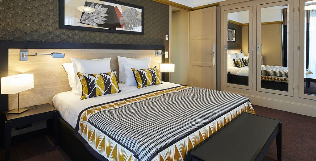 Location vacances au cœur d'un hôtel haut de gamme tout confort 4 étoiles avec piscine extérieure et rangements, au cœur de Dax dans les Landes