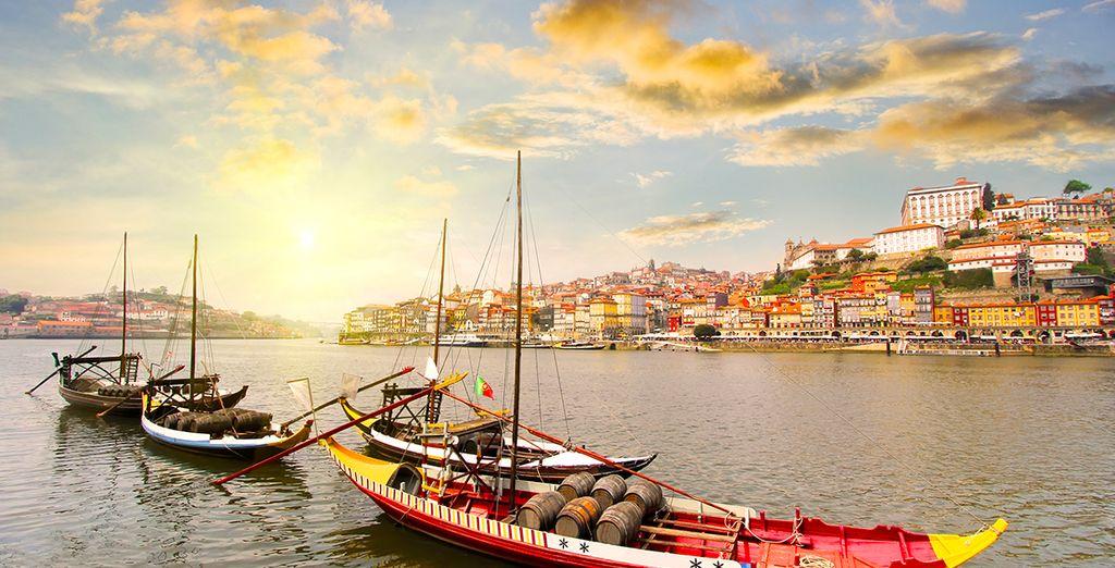 Photographie de la ville de Lisbonne au Portugal