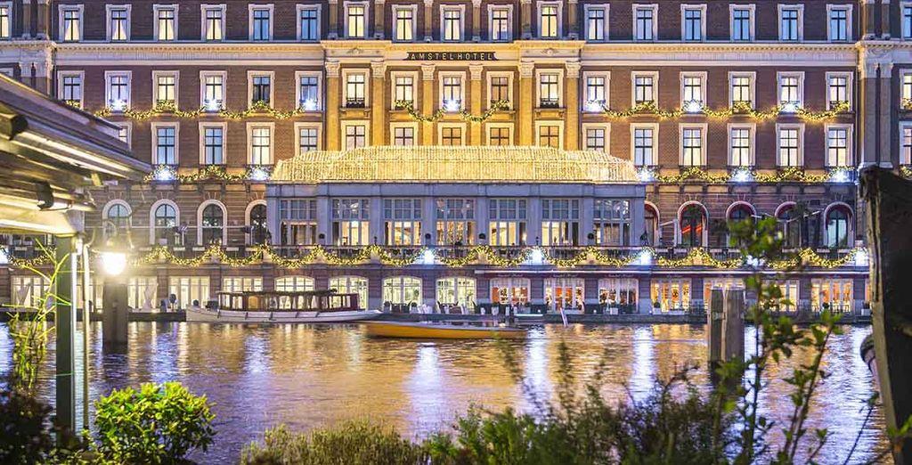 Hôtel Intercontinental Amstel Amsterdam 5* avec Voyage Privé