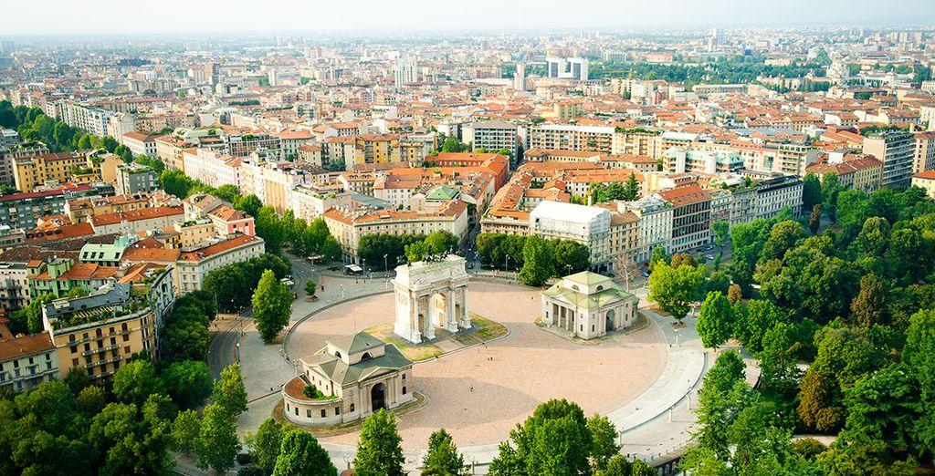 Avis - UNAHOTELS Scandinavia Milano 4  - Voyage Privé 1e0081d0264