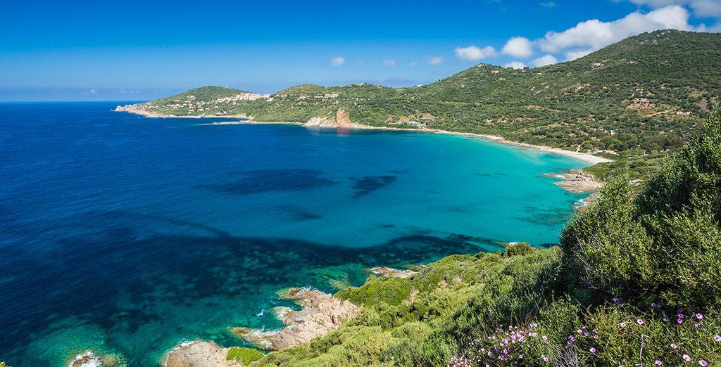 Partez pour la Corse en juin