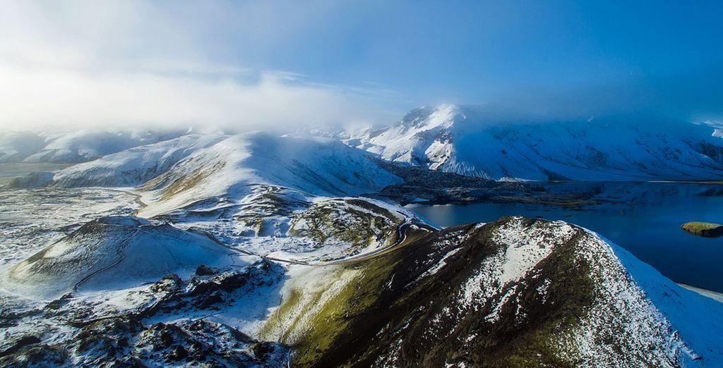 Découvrez le mystérieux pays d'Islande