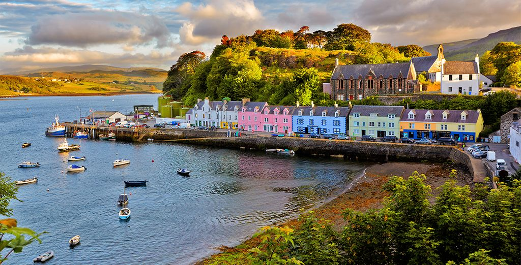 Exploration de l'Écosse en train en 9 jours
