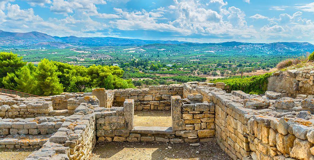 Découvrez une culture antique en Crète