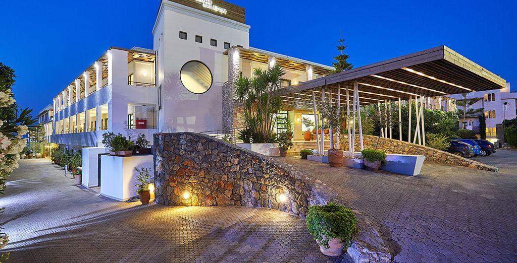 Arminda Hôtel & Spa 4* avec Voyage Privé