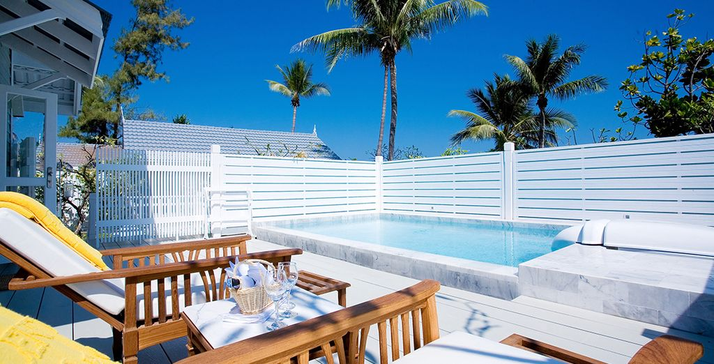 Prêt pour un somptueux voyage ? - Combiné Thaïlande Centara Watergate & Centara Grand Beach Resort & Villas Hua Hin Bangkok