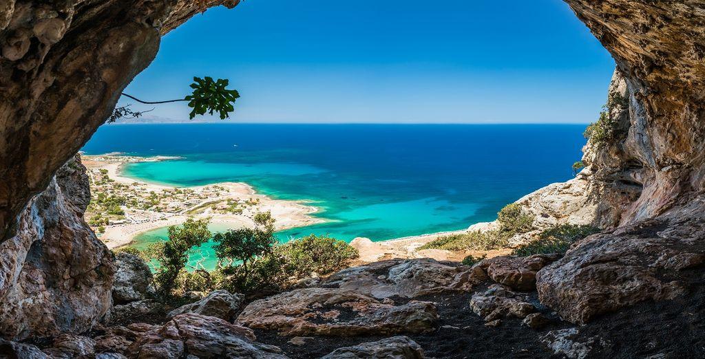 Escapade romantique en Crète