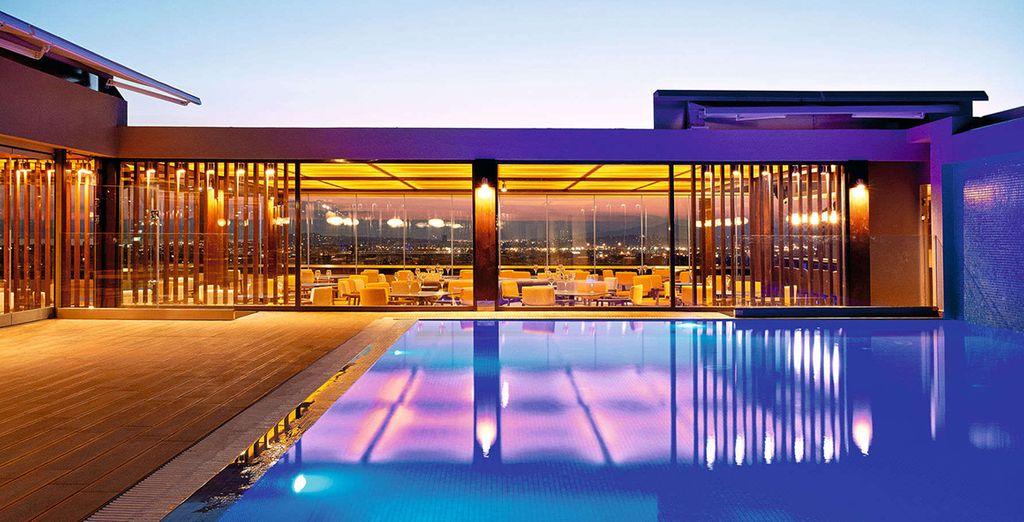 Hôtel Wyndham Grand Athens 5*