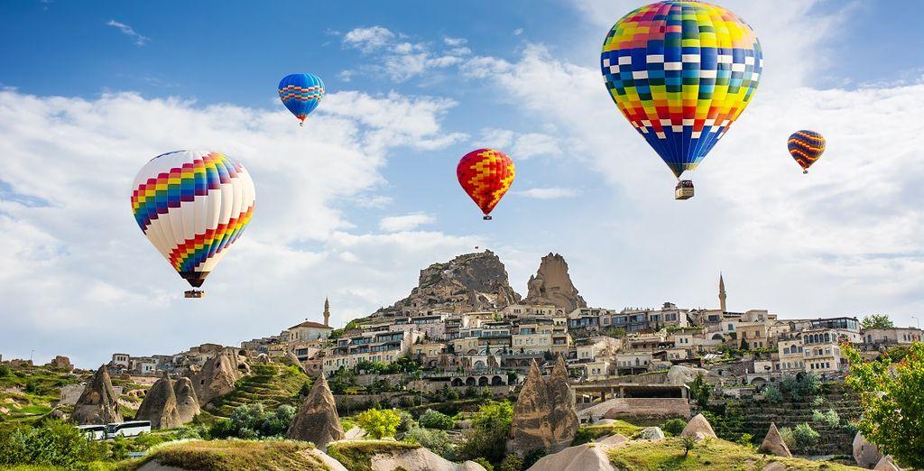 Circuit Trésors de la Méditerranée et de la Cappadoce, pré-extension possible à Istanbul