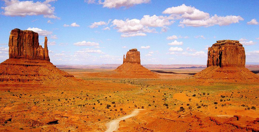 De Monument Valley...