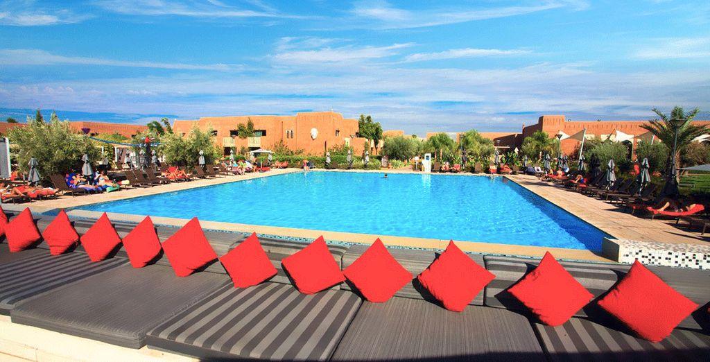 Hôtel Kenzi Club Agdal Medina Marrakech