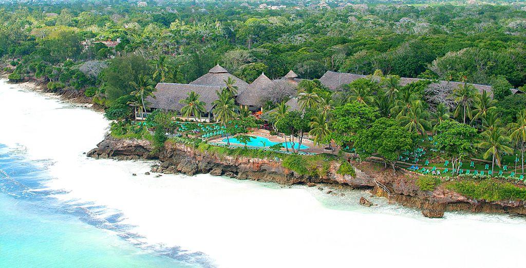 The Baobab Beach Resort & Spa 4* et safaris