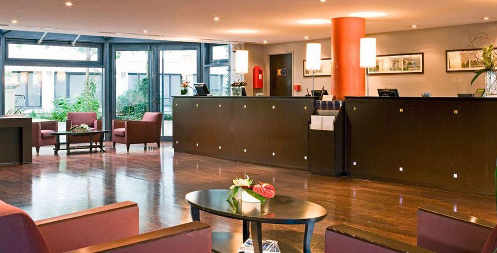 Un établissement 4* - Hôtel Catalogne Paris Montparnasse 4* Paris