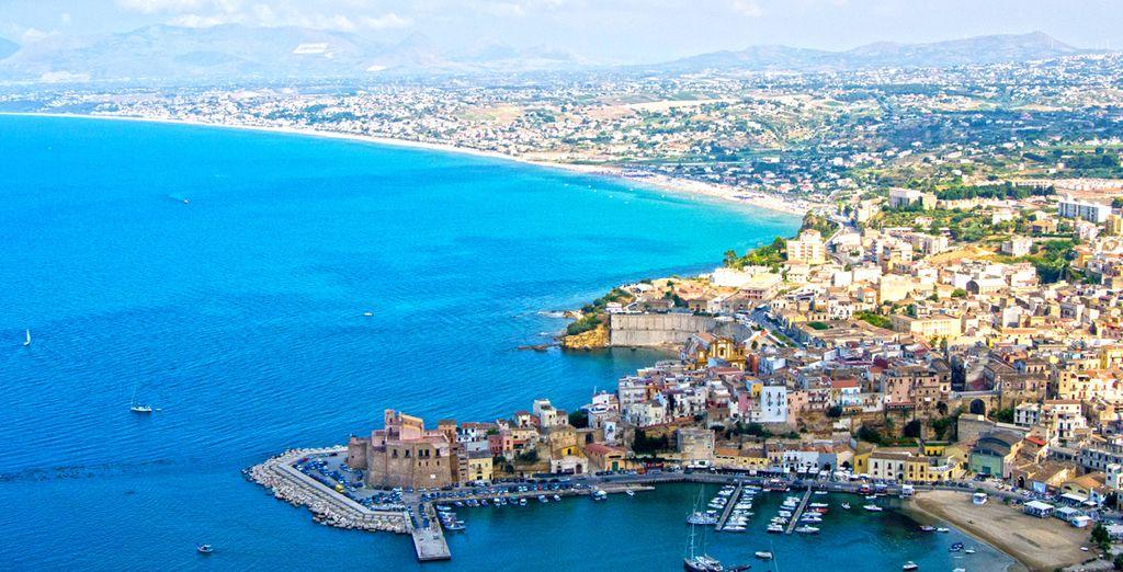 Cap sur la Sicile.... - Club Héliades Menfi Beach Resort 4* Menfi