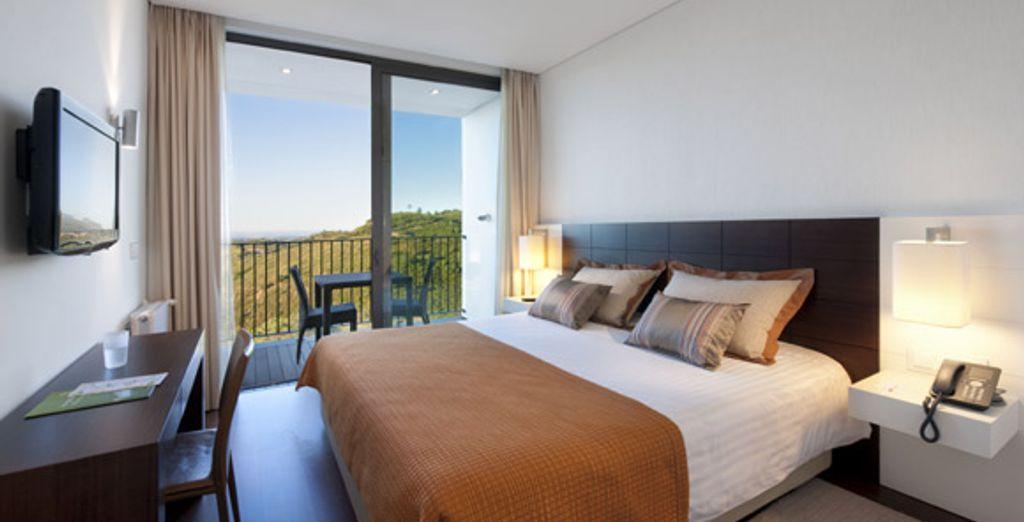 - Longevity Wellness Resort ***** - Monchique - Portugal Monchique
