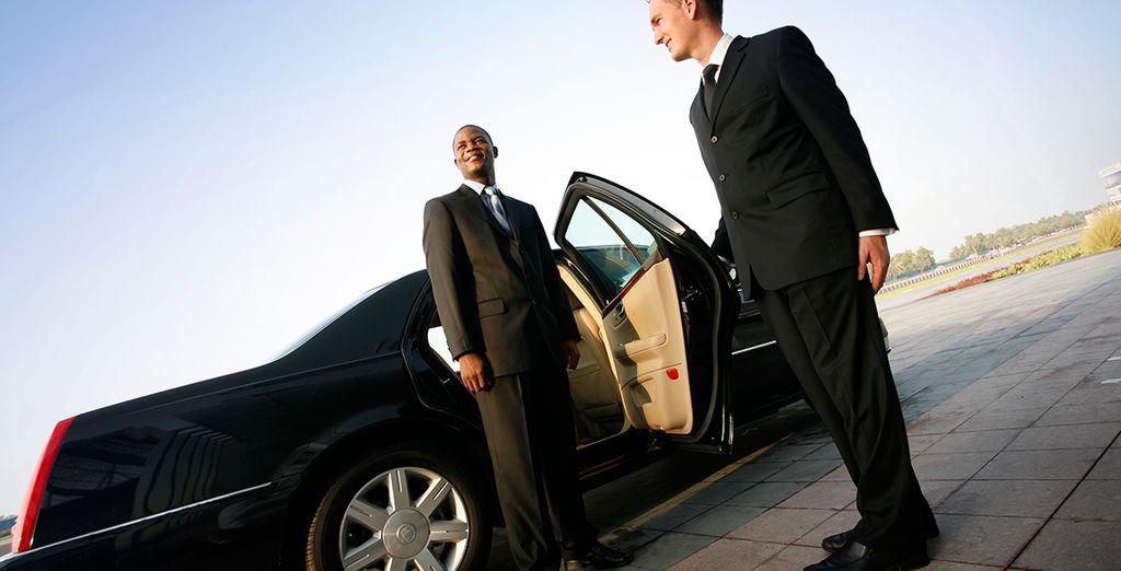 Qui vous permettra d'accéder aux services d'un chauffeur privé