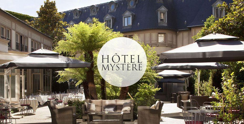 Une oasis au coeur de la ville... - Hôtel Mystère à Paris 5* Paris