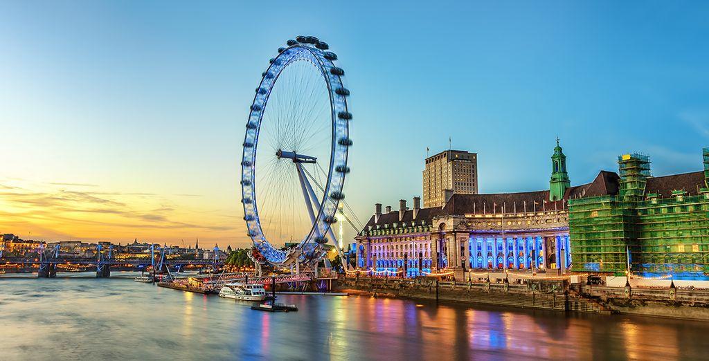 Craquez pour un séjour à Londres, la capitale cosmopolite - Hôtel Ambassador's Bloomsbury 4* Londres