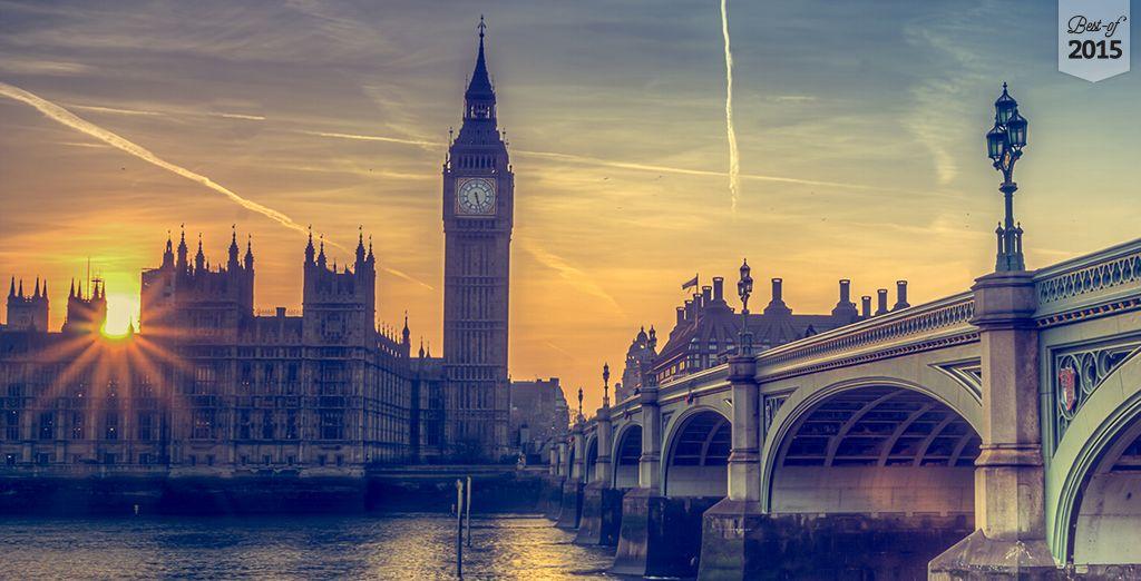 Une échappée à Londres ?