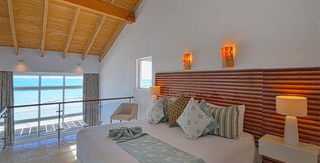 Séjournez dans une agréable Suite 1 chambre
