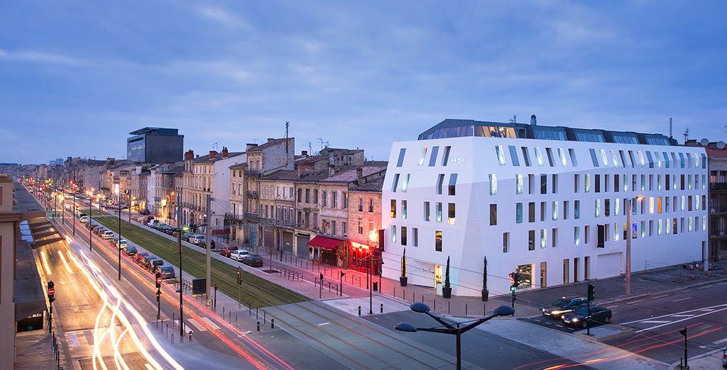 Et découvrez Bordeaux comme vous ne l'avez jamais vue !