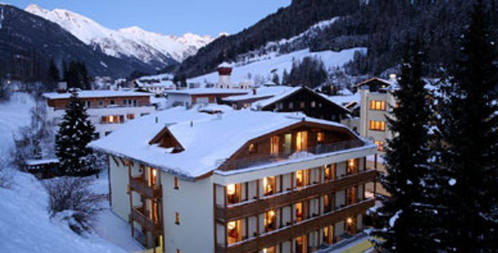 - Hôtel Le Banyan **** - St Anton - Autriche  Vienne