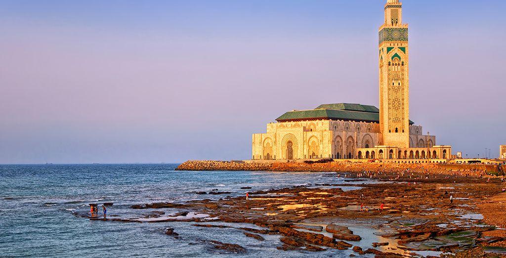 puis succomberez aux splendeurs de Casablanca
