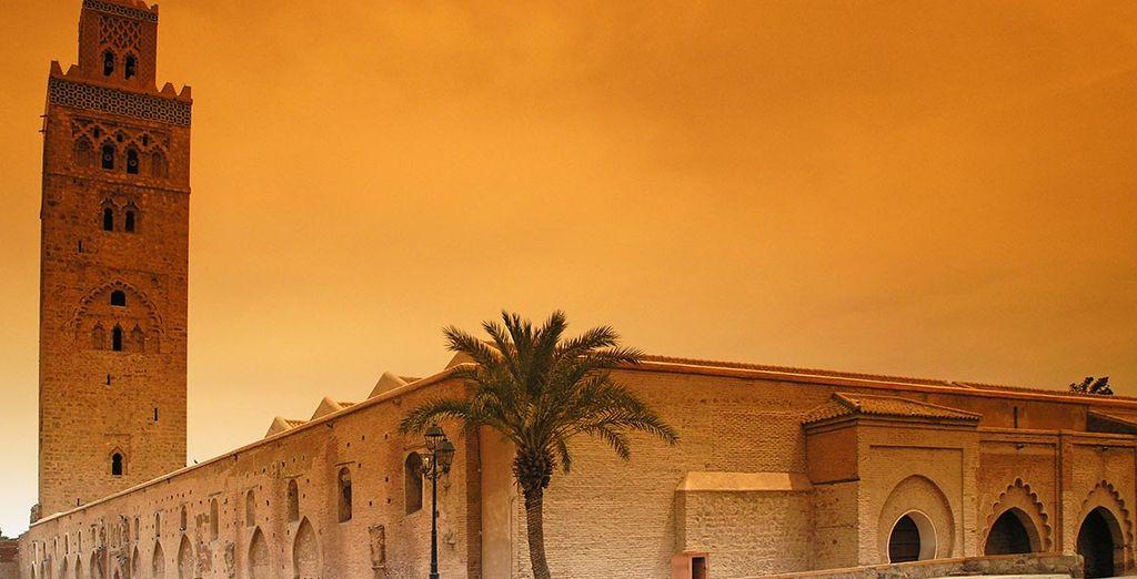 Faites escale à Marrakech... - Riad Zen House  Marrakech