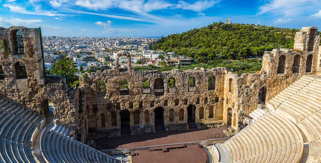 Et offre un patrimoine culturel et architectural à couper le souffle