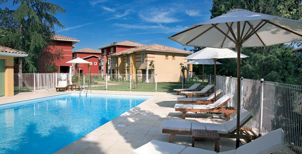 Bienvenue au Park & Suite Saint Simon - Park and Suites Village Toulouse