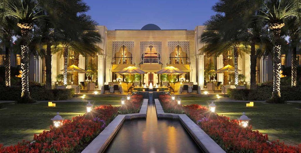 Partez découvrir les charmes arabiques...