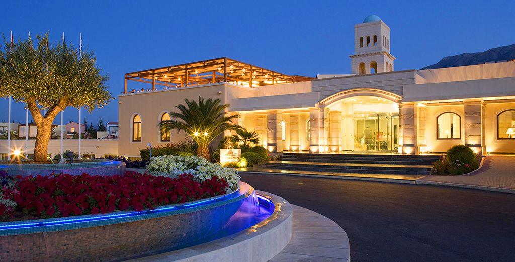 L'hôtel Pilot Beach 5* vous ouvre ses portes !