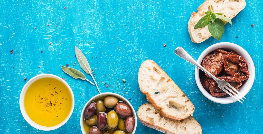 La cuisine traditionnelle grecque