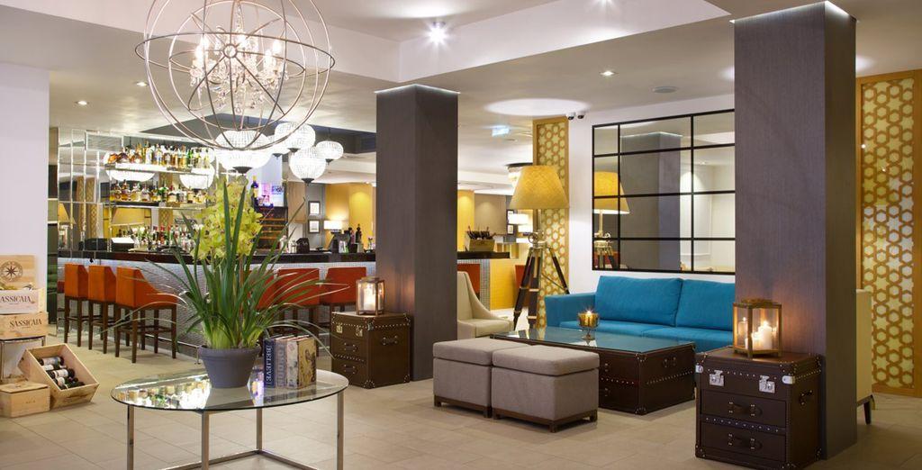 En hôtels 4*, 5* ou boutique-hôtel...